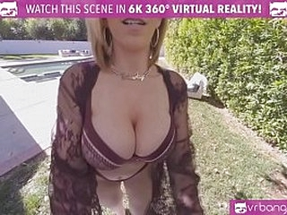 VR BANGERS Naughty MILF Needs Young Boy's Cock