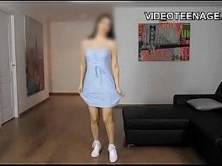 big ass teen first nude audition