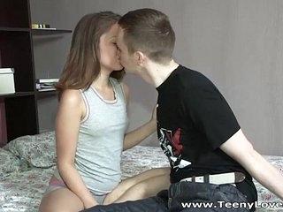 Teeny Lovers - Creampied classmate Jalace >6 min
