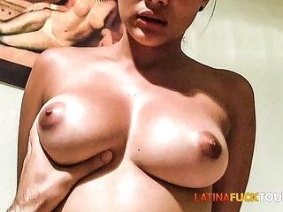 My Latina Stepdaughter Finally Turned 18!!! >2 min