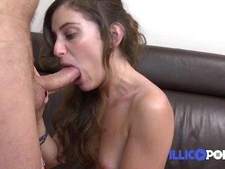 18 ans girlfriend, FULL VIDEO -  French Illico porn >37 min