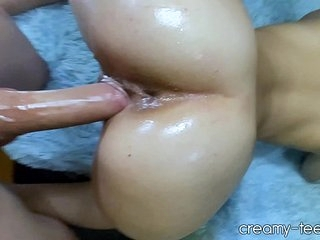 18yo Latina with a firm ass and fertile pussy >11 min