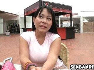 18 Latina with huge ass fucking my dick 16 >5 min