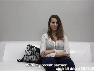 Naive 19-Teen D-Tits Girl Firstime Front of Camera 12 min