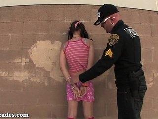 Bad Girl Teen Busted By Teacher! 6 min