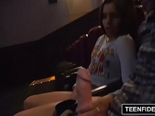 TEENFIDELITY Katya Rodriguez Tight Teen Creampie 16 min