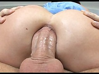 hot moaning while getting anal fucked