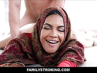 Hot Virgin Arab Big Ass Teen Step Sister Wants Family Step Brother To Be Her First Fuck