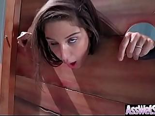 (Abella Danger) Big Oiled Ass Girl Like Deep Anal Hardcore Bang vid-01