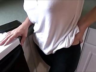 Teen Daughter Fucks Step Dad